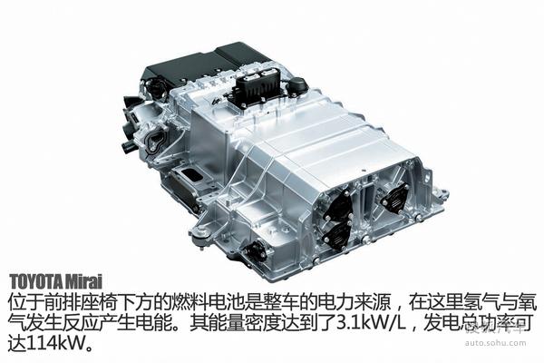 产生出电能来带动电动机,最终驱动车辆行驶.