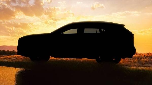 丰田发布全新RAV4预告图 纽约车展亮相