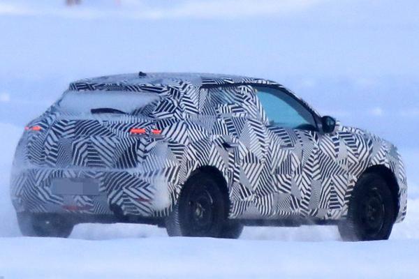 定位小型SUV 全新DS 3預計2019正式發布