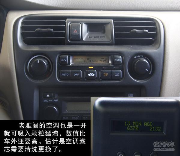 购车_买车网 导购 多车对比     ● 广汽本田 第六代雅阁   测试车型