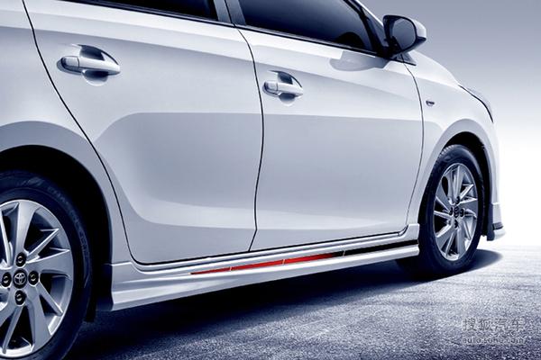 广汽丰田YARiS L两款新车型上市