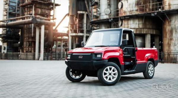 下流行的PPT造车那种所谓的浮夸,反而更喜欢从基层的农业用车做起