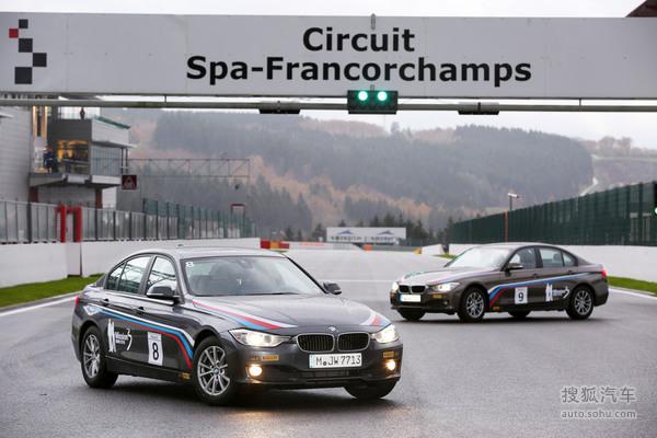 回归运动精神本质 BMW3行动欧洲终极之旅