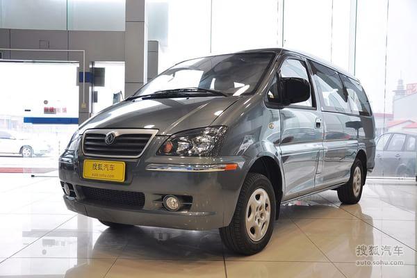风行 东风风行 菱智 车型介绍  本颜色对应搜狐汽车实拍图片 2011款