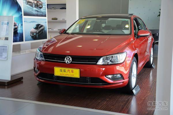 [郑州]上海大众凌渡降价1.2万元现车销售