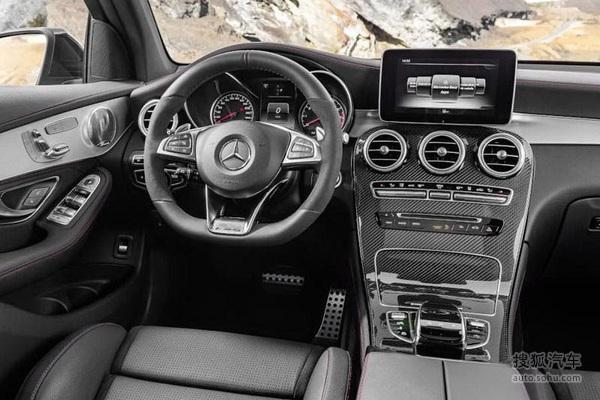 还不是V8心脏 梅赛德斯-AMG GLC43官图