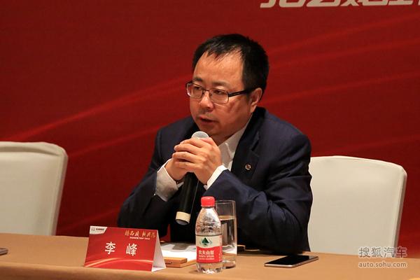 专访北汽李峰:威旺M50F目标年销量10万!