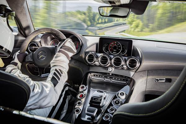 奔驰 AMG GT 壁纸 官方 图片