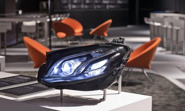 LED光源/半自动驾驶 新一代E级更多信息_车猫网