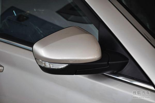 荣威550的外后视镜(侧转向灯)