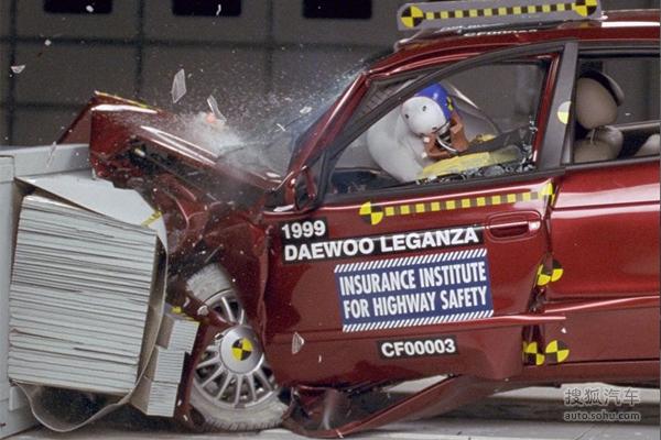 IIHS碰撞最高评价车型