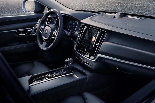 售35万元起 全新沃尔沃V90在美接受预定