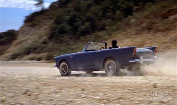 007电影中的经典车