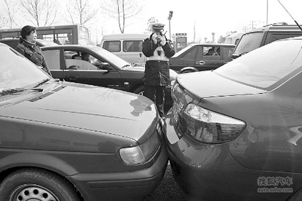 不懂当心吃亏 快速事故处理及保险闪赔法