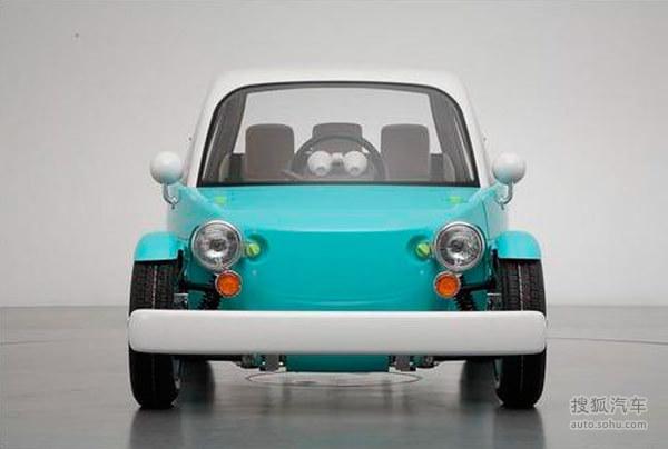 专为孩子们设计的汽车 油门刹车一应俱全