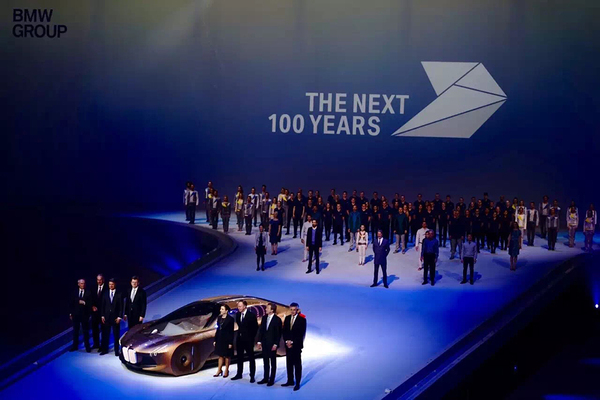 展望下个宝马百年:从驾驶者到终极驾驶者