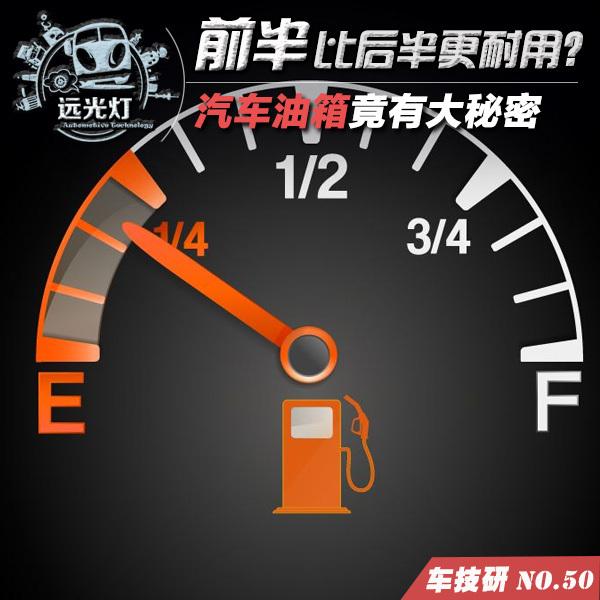汽车油箱设计解析
