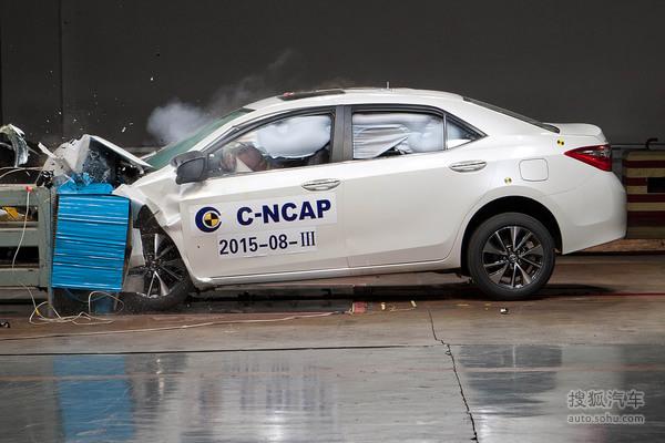 C-NCAP公布最新成绩 仅有一款非五星车型