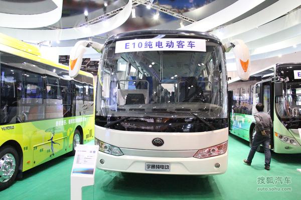 2015年北京客车展