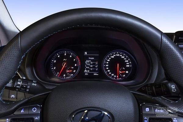 现代i30 N海外发布