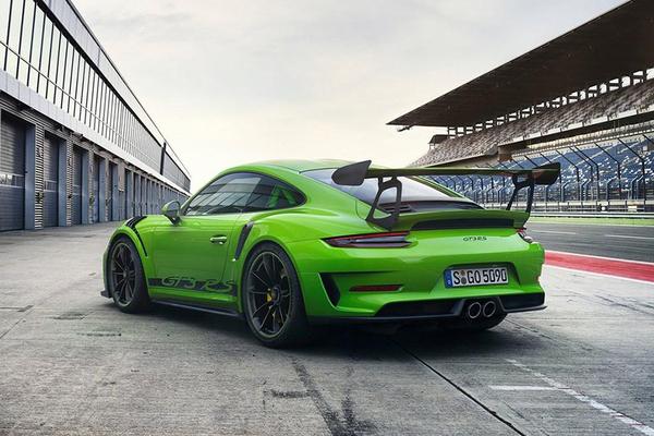 保时捷911 GT2 RS/GT3 RS上市