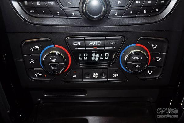 汽车空调使用图解