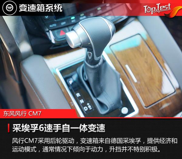 东风风行 CM7 实拍 图解 图片