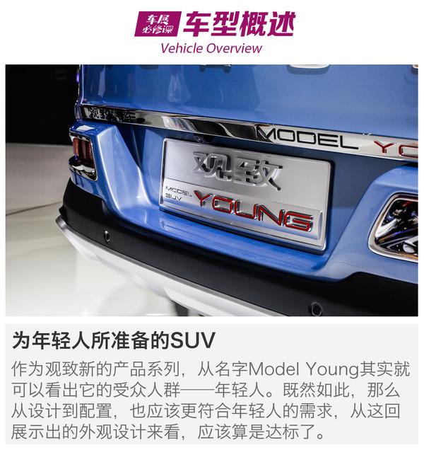 观致 Model Young SUV 实拍 图解 图片