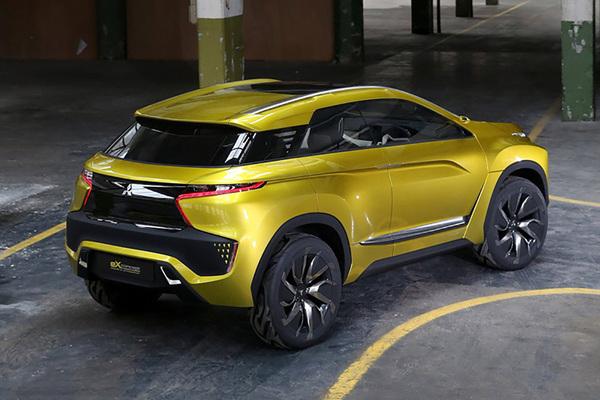 全新 XM Concept 概念车