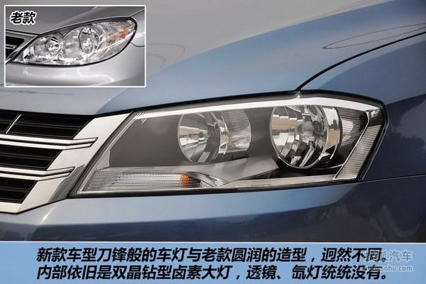 大众朗逸灯光及功能 -大众朗逸汽车图解高清图片
