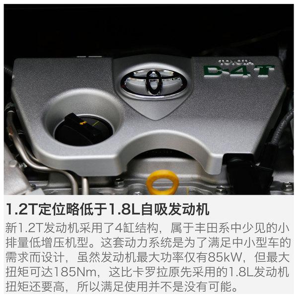 丰田 卡罗拉 实拍 评测 图片