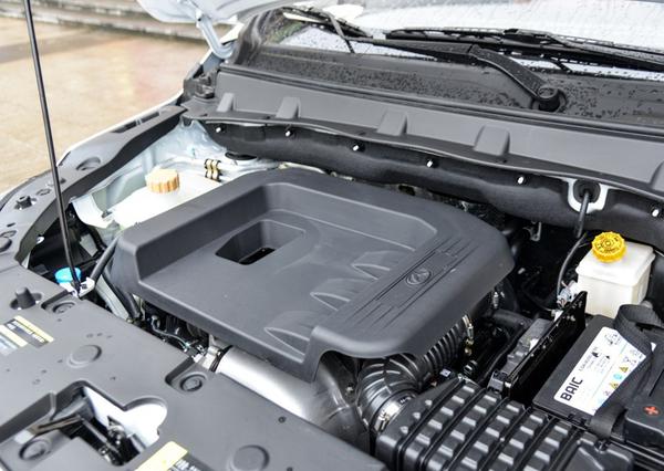 北汽幻速H5 6座版将于6月4日上市