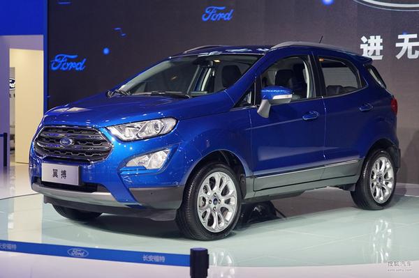 福特新款翼搏将于9月上市 共推出6款车型