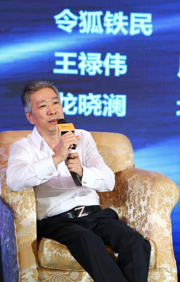 元征科技股份有限公司总裁刘正