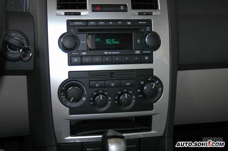 克莱斯勒克莱斯勒300 进口 2005款克莱斯勒300c商务版实拍高清图片