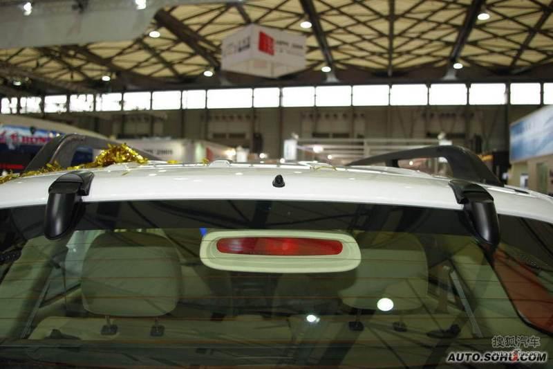 华泰华泰汽车圣达菲华泰特拉卡圣达菲c9 09上海车展实拍高清图片
