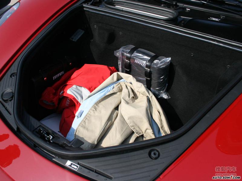 法拉利法拉利汽车F430法拉利F430内饰
