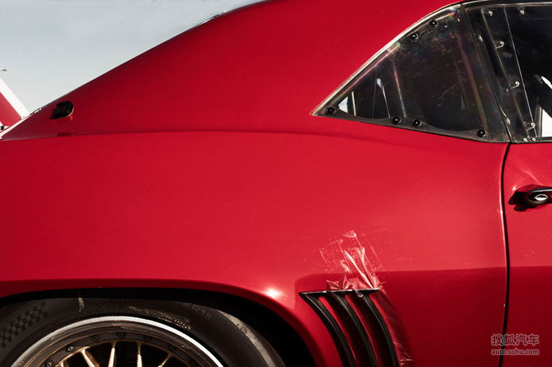 雪佛兰进口雪佛兰camaro科迈罗用心改装,经典不灭 爆改红高清图片