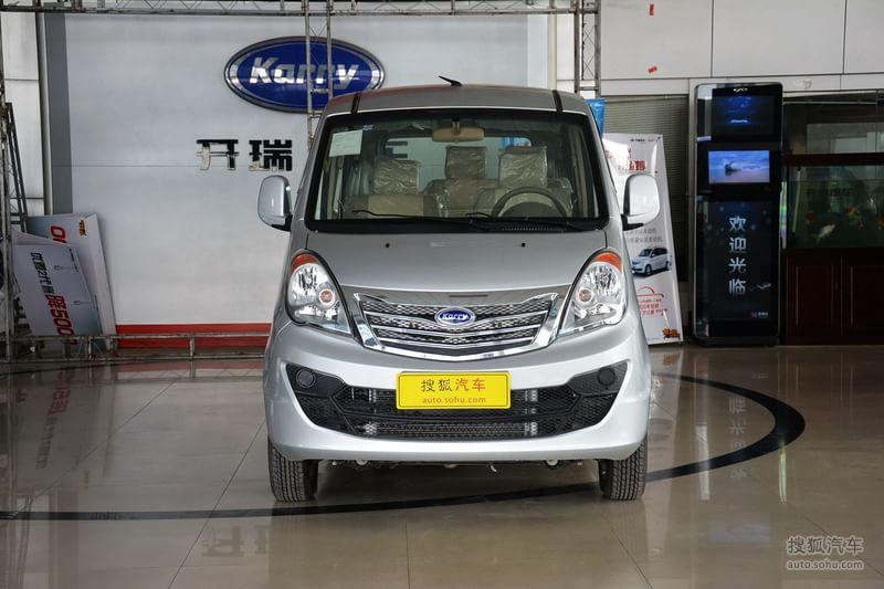 开瑞奇瑞汽车优雅2代2013款开瑞优雅2代 1.5l手动舒适型高清图片
