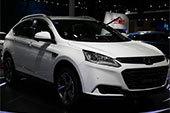 东风裕隆纳智捷新款优6 SUV