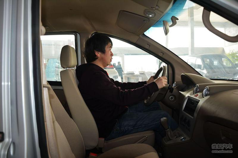 开瑞奇瑞汽车优雅2代2013款开瑞优雅2代 1.5l手动舒适型 高清图片