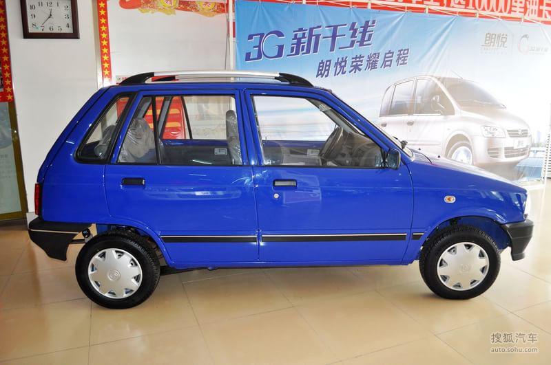 众泰众泰汽车 江南tt2010款江南 奥拓 0.8l手动 标高清图片