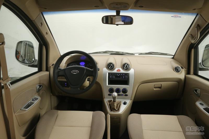 开瑞奇瑞汽车优雅2代优雅二代官图高清图片
