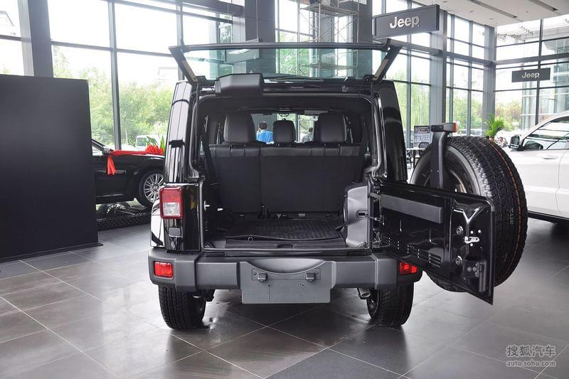 Jeep牧马人四门版底盘/动力图片g1657939】_Jeep图片 ...