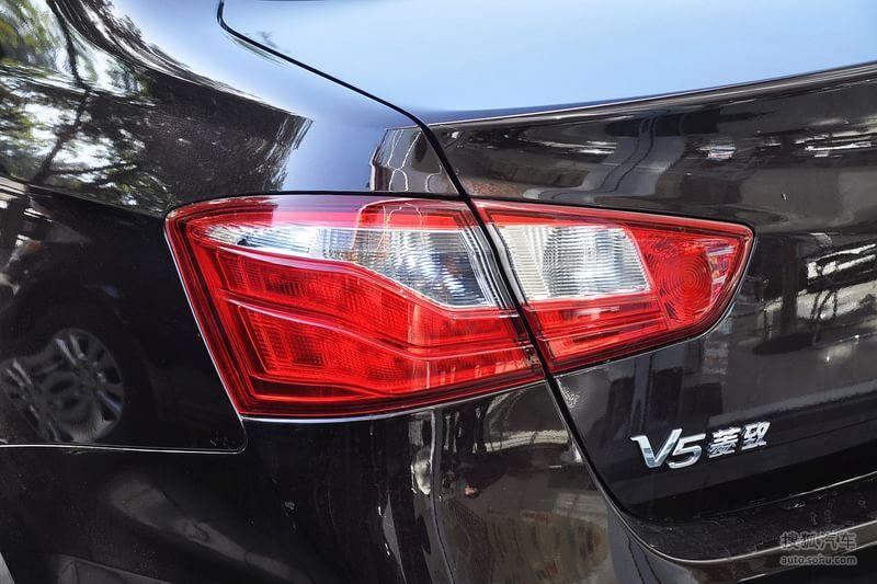 东南东南汽车v5菱致2012款东南v5菱致1.5l手动舒适型高清图片