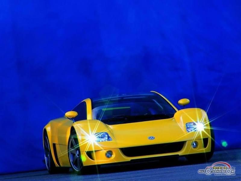 大众进口大众大众W12大众 W12概念跑车