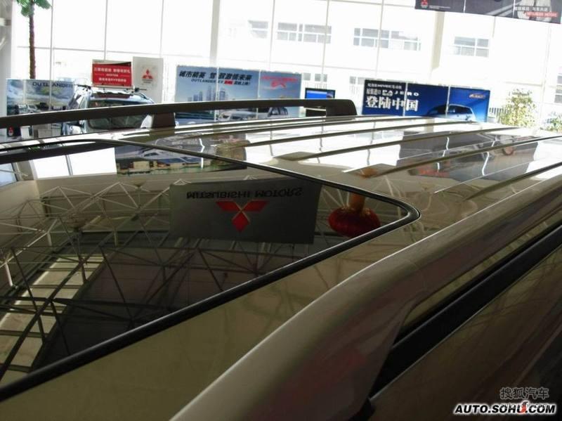 三菱进口三菱帕杰罗长轴三菱帕杰罗3.8GLS旗舰天窗版