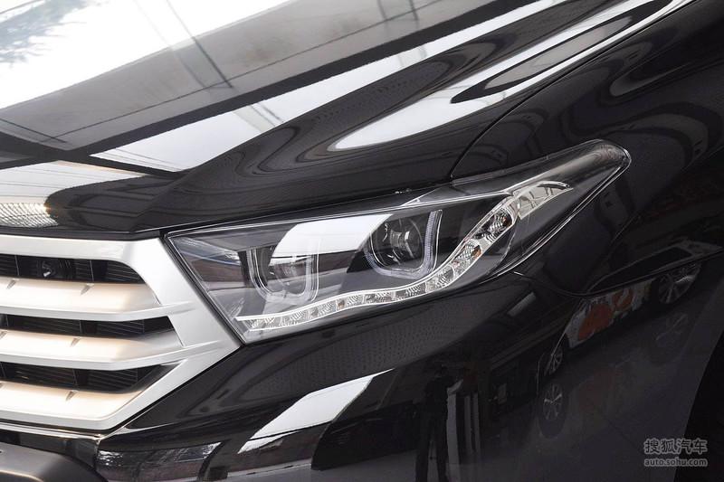 丰田汉兰达 2013款2.7l 两驱紫金版 5座 外高清图片