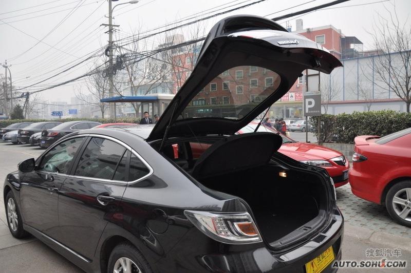 马自达一汽轿车睿翼轿跑车2010款一汽马自达睿翼轿跑车2.0l高清图片