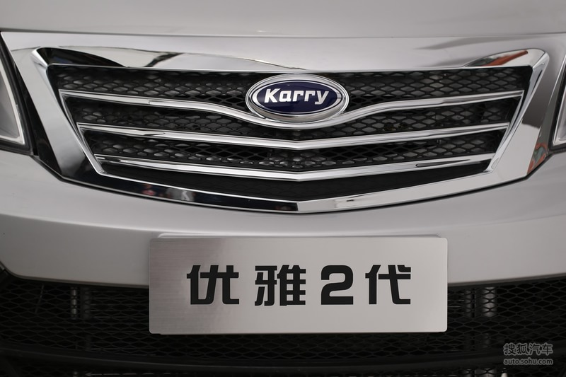 开瑞奇瑞汽车优雅2代优雅二代官图 高清图片